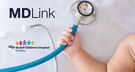 MD Link UCSF Benioff Children's Hospital Oakland